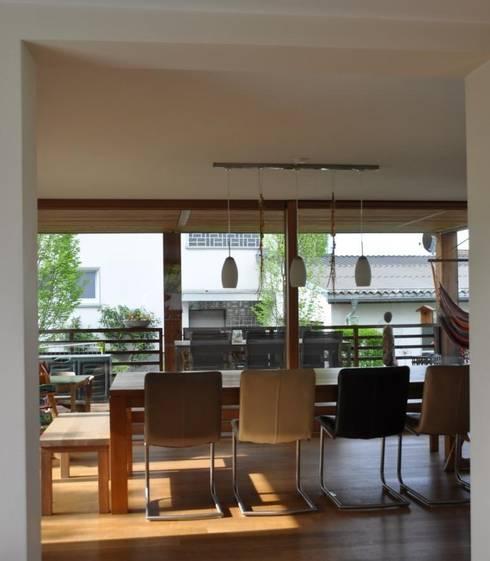 Столовые комнаты в . Автор – reichart bauplanungsgmbh