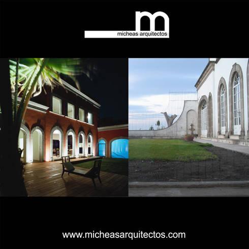 Robles:  de estilo  por Micheas Arquitectos