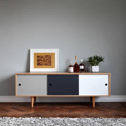 wohnzimmer skandinavisch einrichten von baltic design shop   homify - Wohnzimmer Skandinavisch Einrichten