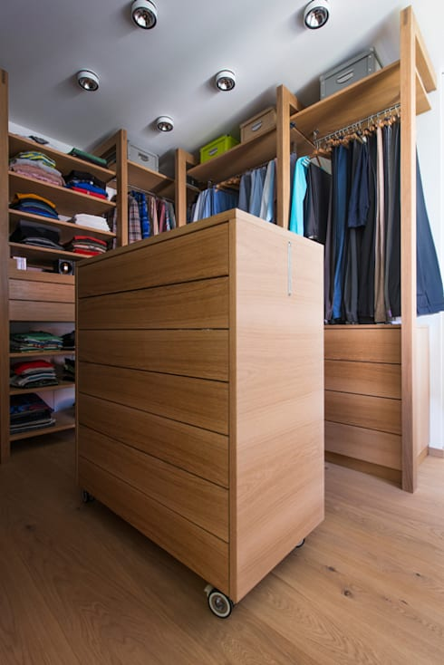 classic Dressing room by DESIGNWERK Christl
