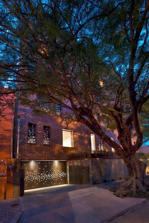 Casas de estilo  por Alvaro Moragrega / arquitecto