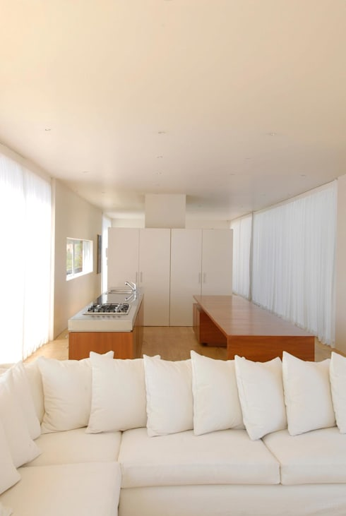 ATENAS 354: Cocinas de estilo industrial por Alvaro Moragrega / arquitecto