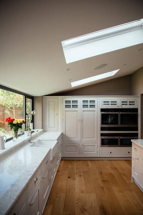 moderne Keuken door PARKdesigned Architects