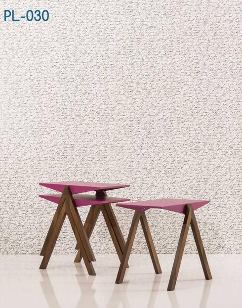 İBELYA GROUP DAN. DIŞ TİCARET – PL-030 Coffee Table: akdeniz tarzı tarz Oturma Odası