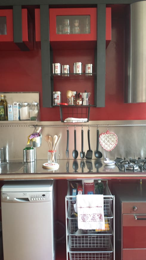 Cocinas de estilo  por  Simona Garufi