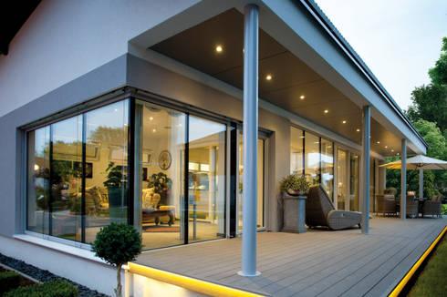 elk effizienzhaus 146 di elk fertighaus gmbh homify. Black Bedroom Furniture Sets. Home Design Ideas