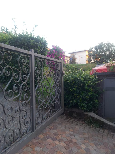 klasieke Tuin door MARA GAGLIARDI 'INTERIOR DESIGNER'