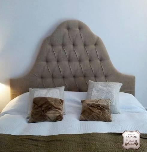 tapizado de cabecero de cama