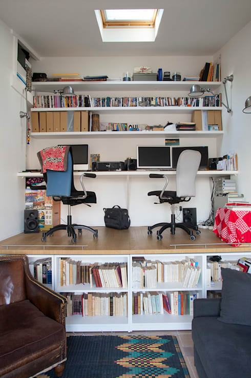 Study/office by ATELIER FB