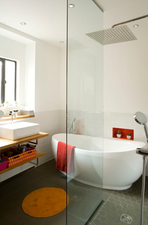Bathroom by ATELIER FB
