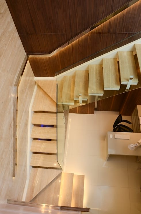 Ed. Centurium: Clínicas  por Rodrigo Maia Arquitetura + Design