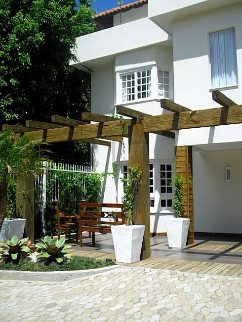 庭院 by Motta Arquitetura