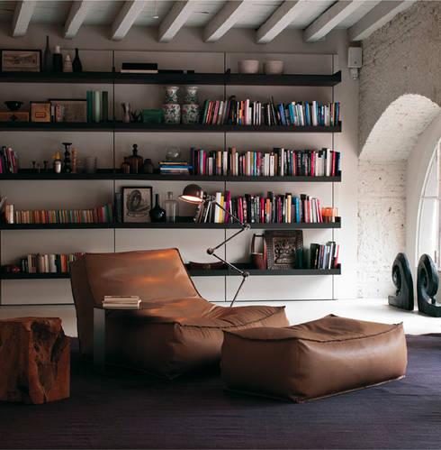 VERZELLONI: modern tarz Oturma Odası