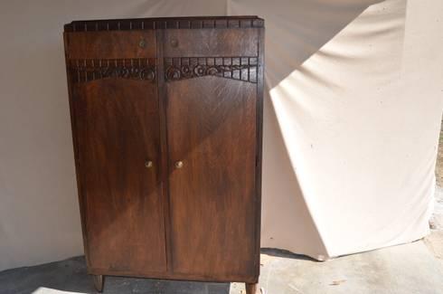 restauracion muebles: Bodegas de estilo rústico de RECICLA'RT