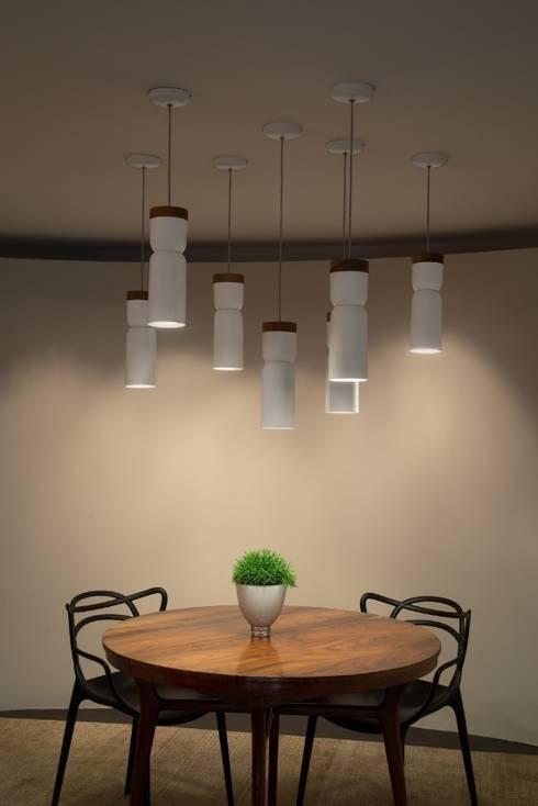 Composição com Lum: Sala de jantar  por Hugo Sigaud