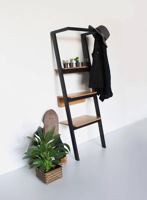 minimalistische Wohnzimmer von Hugo Sigaud