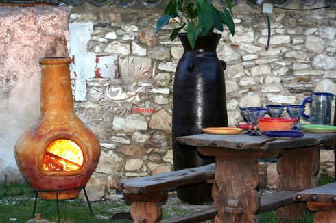 Barbecue brasero mexicain par amadera | homify