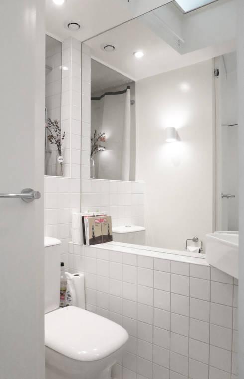 Projekty,  Łazienka zaprojektowane przez Studio Pan
