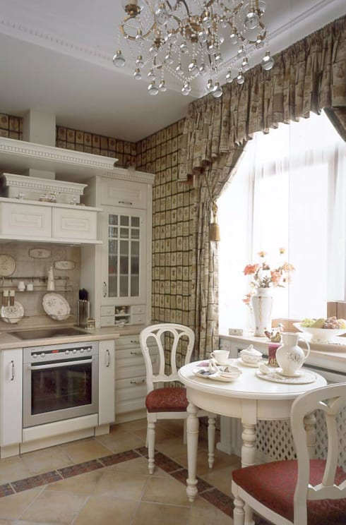ул. Маршала Тимошенко: Кухни в . Автор – Prosperity