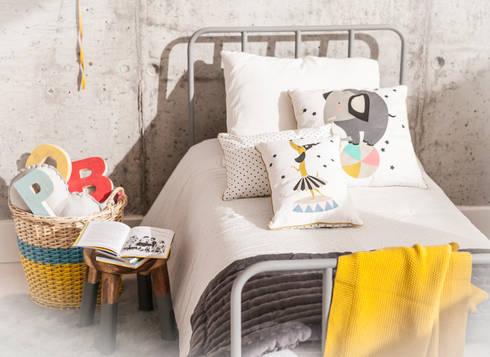 Inspiración para decorar dormitorios infantiles : Dormitorios infantiles de estilo industrial de BEL AND SOPH