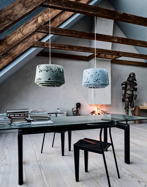 Louis Poulsen—Collage: modern Dining room by Establo Lifestyle Store