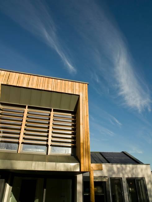 Casas  por Gavin Langford Architects