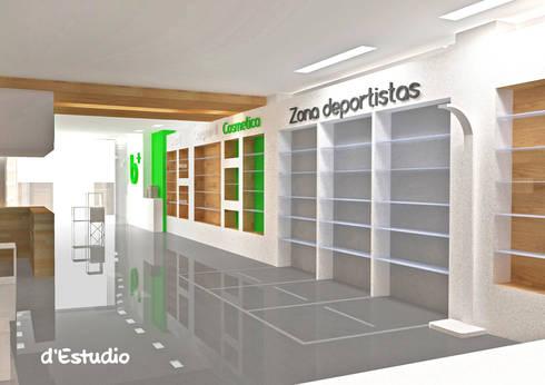 Farmacia en burriana de d 39 estudio homify - Farmacia burriana ...