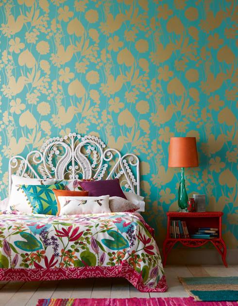 Tapeten der 70erが手掛けた壁&床
