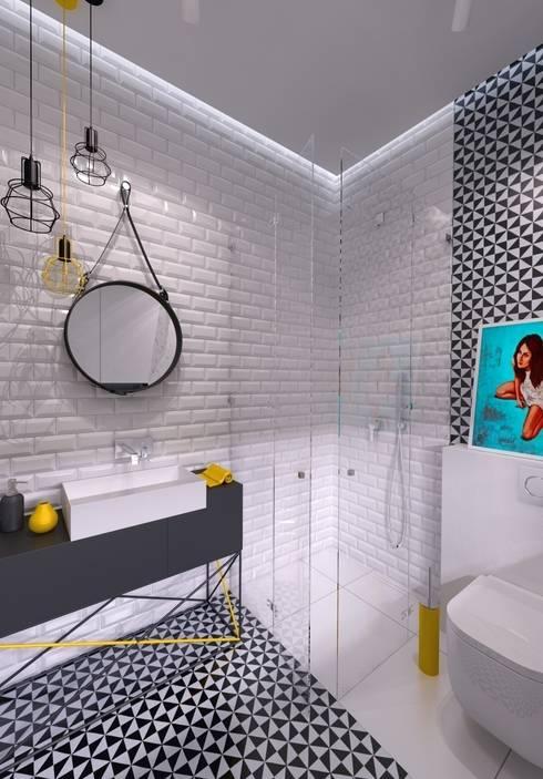 Baños de estilo  por The Vibe