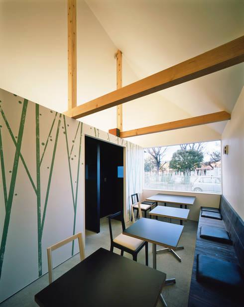 ADS一級建築士事務所:  tarz Yeme & İçme