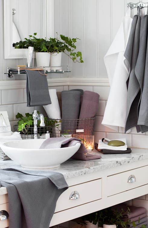 Products: modern Bathroom by Nyblom Kollén AB