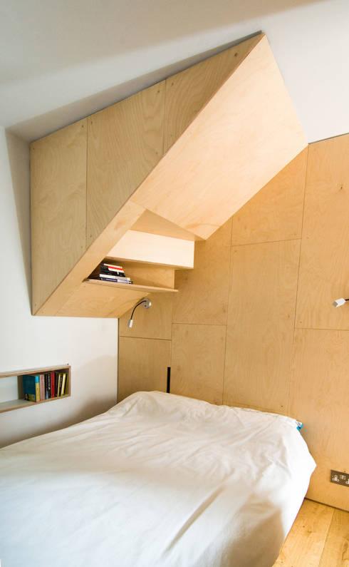 в . Автор – Bradley Van Der Straeten Architects