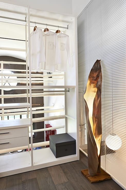 Il Loft_09: Camera da letto in stile in stile Minimalista di Studio ARTIFEX