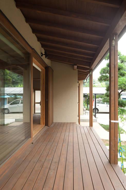 Hiên, sân thượng by 田中ナオミアトリエ