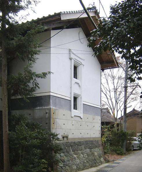 منازل تنفيذ 家山真建築研究室 Makoto Ieyama Architect Office