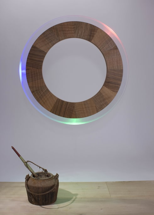 ColourMyTime, model Float:  Kunst  door ColourMyTime