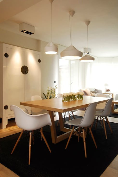 Decoraci n de casa moderna y actual para familia con ni os for Decoracion casa bilbao