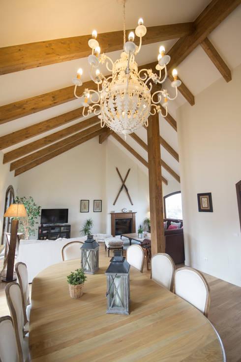 Salas de jantar clássicas por Canexel