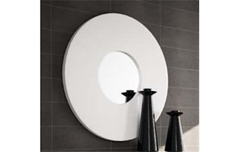 espejo moderno lacado opera coim