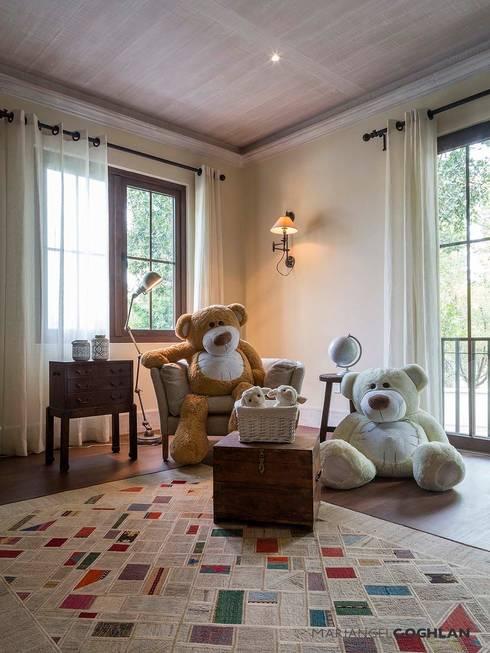 Детские комнаты в . Автор – MARIANGEL COGHLAN