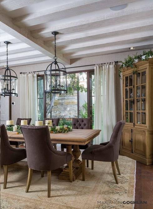Столовые комнаты в . Автор – MARIANGEL COGHLAN