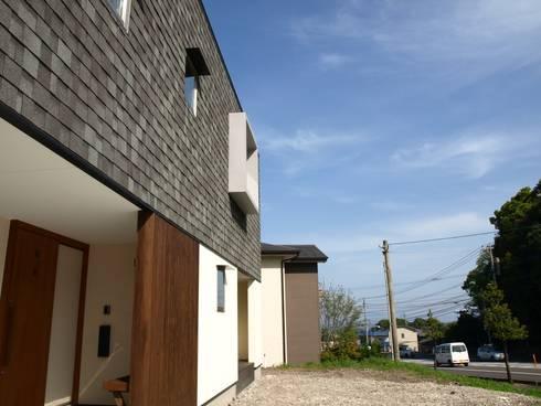 T2-house: SO-DESIGN建築設計室が手掛けた家です。