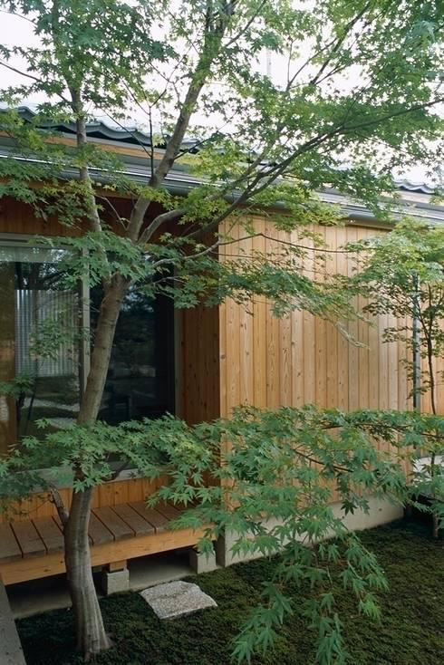 Nhà by 神谷建築スタジオ