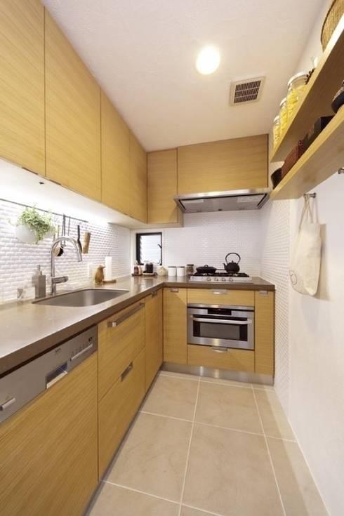 スタイル イズ スティル リビング ショールーム: Style is Still Living ,inc.が手掛けたキッチンです。