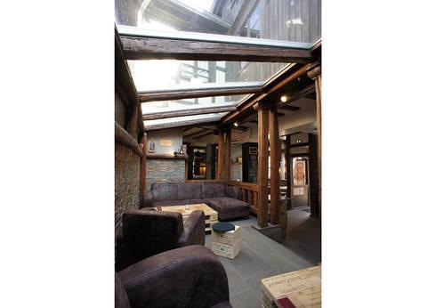 LE XX, BAR À VINS – STRASBOURG par SPICE Architecture d\'intérieur ...