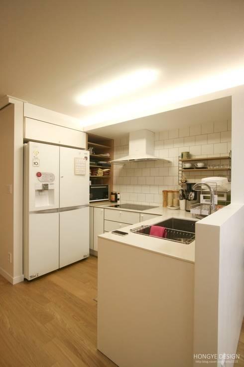 ห้องครัว by 홍예디자인