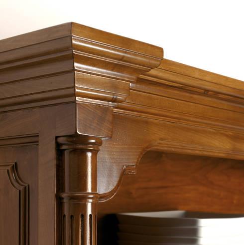 Cat logo de muebles cl sicos aguirre artesanos de aguirre for Catalogo de muebles de salon clasicos