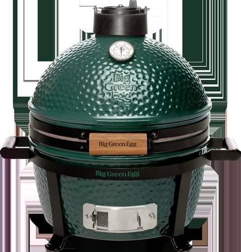 Barbecue Big Green Egg MINIMAX: Jardin de style  par HABIAGUE