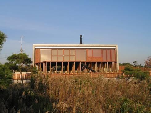 .: 有限会社 アルケ・スナン建築研究所が手掛けた家です。