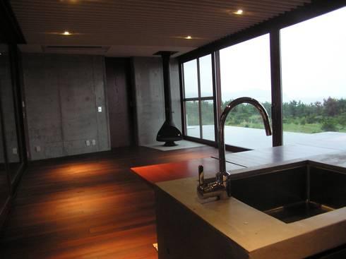 .: 有限会社 アルケ・スナン建築研究所が手掛けたキッチンです。